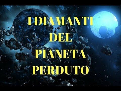 I DIAMANTI DEL PIANETA PERDUTO