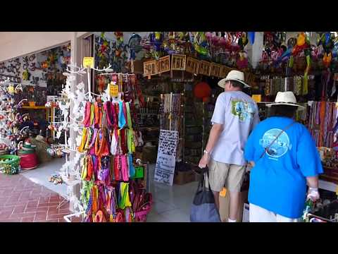 Costa Maya, Mexico - Port Shopping and Entertainment Complex HD (2016)
