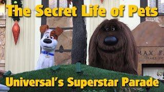 The Secret Life of Pets Float | Universal's S...