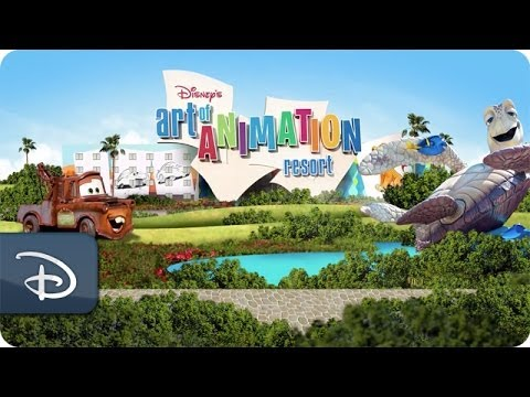 Disney's Art of Animation Resort | Walt Disney World