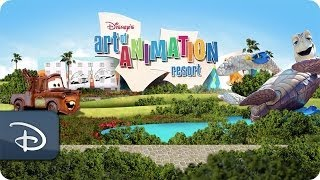 Disney's Art of Animation Resort | Walt Disney World thumbnail