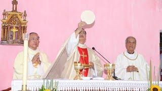 Lễ hạ giải nhà thờ xứ Tràng Châu - camera Nghĩa Vân 0913391760