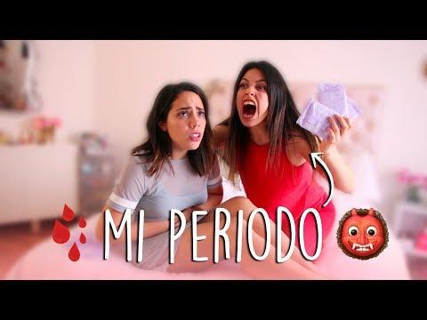 SI MI PERIODO FUERA UNA PERSONA | What The Chic