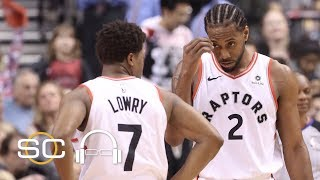 Raptors' best shot to win a title is this postseason – Ryen Russillo | SC with SVP