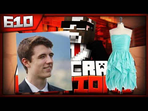 Minecraft FACTIONS Server Lets Play - GRAPE MAKES ME WEAR A DRESS!? - Ep. 610 ( Minecraft Faction )