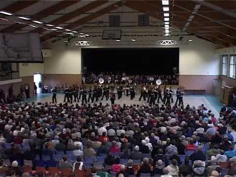 Концертный оркестр МКМК на военно-музыкальном фестивале во Франции