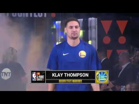 2018 JBL Three-Point Contest Introductions