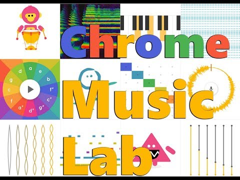 Chrome Music Lab | how to use | Create your own songs with Song Maker full tutorial