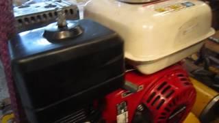 Двигатель Honda GX 160(, 2017-07-20T11:00:02.000Z)