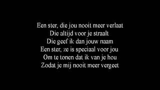 Stan Van Samang - Een ster ( cover ) LYRICS