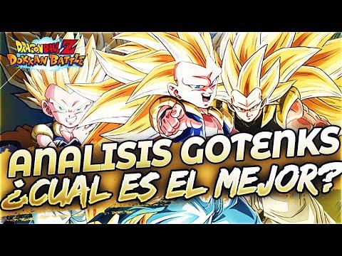 ANALISIS | Gotenks - ¿Cuál es mejor? | DBZ Dokkan Battle En Español