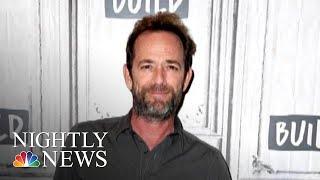 TV Star Luke Perry Hospitalized | NBC Nightly News