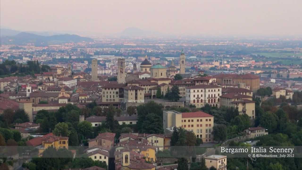 Bergamo italia youtube for Be italia