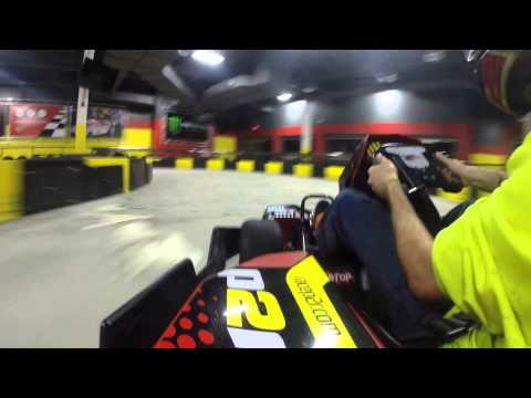 Go Kart Racing - Pole Position Raceway - Savannah, GA - Mike - YouTube
