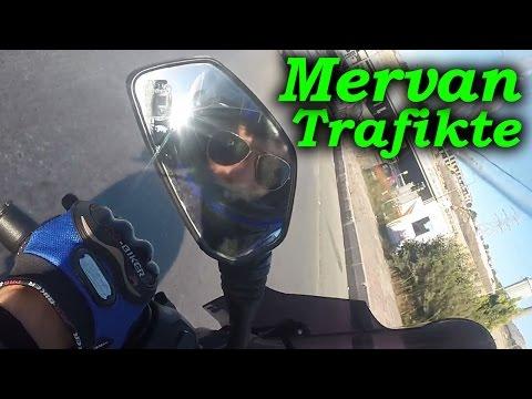 TRAFİKTE BİR MERVAN - MotoVlog #1