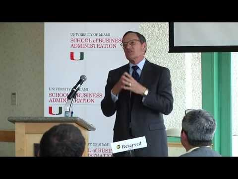 Executive in Residence - Kurt Kuehn (MBA '85), Chief Financial Officer, UPS