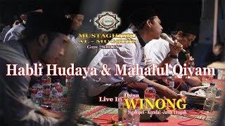 Tolaal Badru JSN Mustaghitsu Al Mughits  Live In Winong Ngampel Kendal