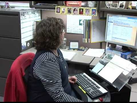 Sioux Falls School District Clerical Video
