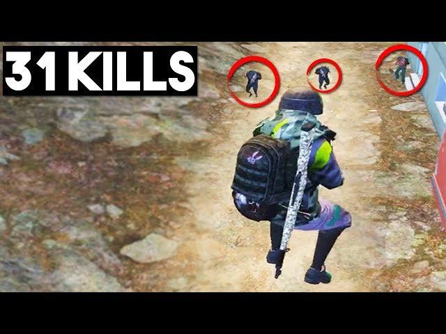 SURPRISE JUMP ATTACK! | 31 KILLS Duo vs SQUAD | PUBG Mobile