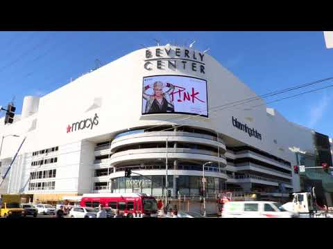 Outfront Beverly Center Video NEW