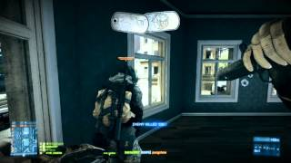Battlefield 3 - TROLLING KNIFE ONLY