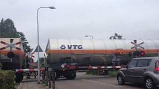 Spoorwegovergang Delden // Dutch railroad crossing