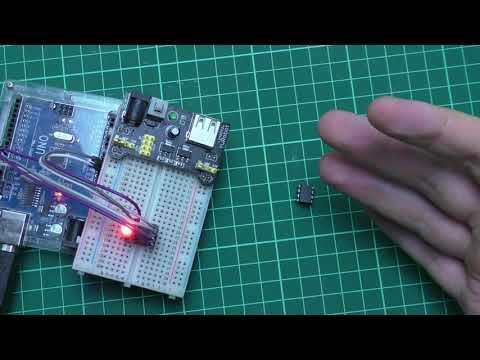 Прошивка и программирование ATtiny13 при помощи Arduino