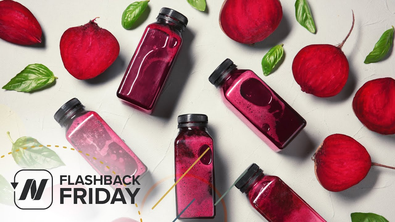 Flashback Friday: Whole Beets vs. Juice for Improving Athletic Performance