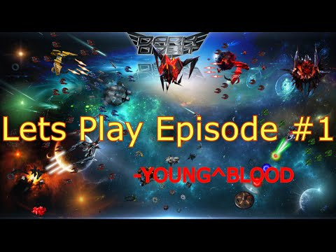 Lets Play Darkorbit [HD] (with YoungBlood) Episode #1- Assembly [ENGLISH]