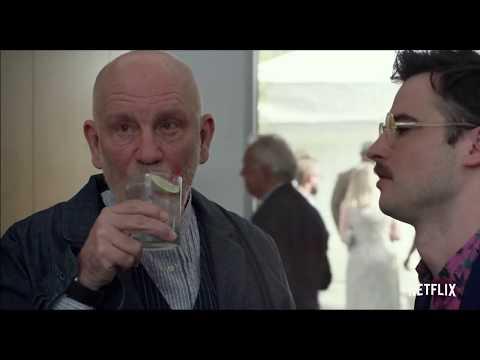 Бархатная бензопила/Velvet Buzzsaw | Официальный трейлер (2019), Джейк Джилленхол, ужасы, триллер