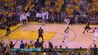 Quarter 1 One Box Video :Warriors Vs. Cavaliers, 6/3/2017