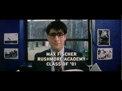 Rushmore trailer