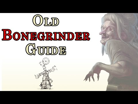 Old Bonegrinder Guide | Running Curse Of Strahd 5e