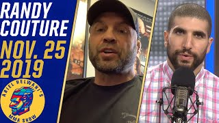 Randy Couture grateful he went to hospital when he did after heart attack | Ariel Helwani's MMA Show