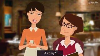 8. Лекция Jídlo, potraviny a nápoje – Еда, продукты и напитки. Чешский язык с GoStudy