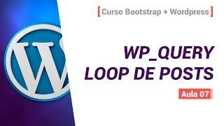 видео wp_reset_postdata() - функция WordPress