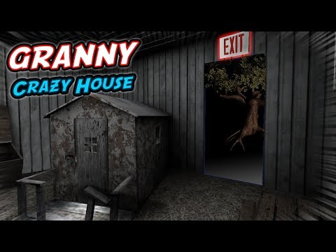 Granny's House INSANELY TRANSFORMS!!! (SEASON 2) | Granny The Mobile Horror Game (Story)