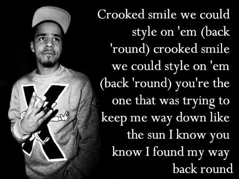 J. Cole (Feat. TLC) - Crooked Smile (Lyrics)