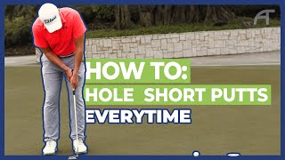 How to Hole Short Putts   Get Into Golf
