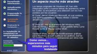 COMO INSTALAR WINDOWS XP - BLACK EDITIONS