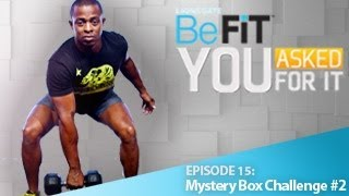 Mystery Box Fitness Challenge # 2 | You Asked For It