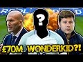 REVEALED: Real Madrid To Spend £70M On English Wonderkid?! | W&L