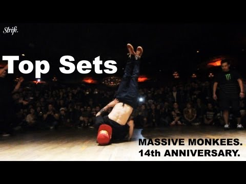 Top Sets   MASSIVE MONKEES DAY 2013   Strife.tv