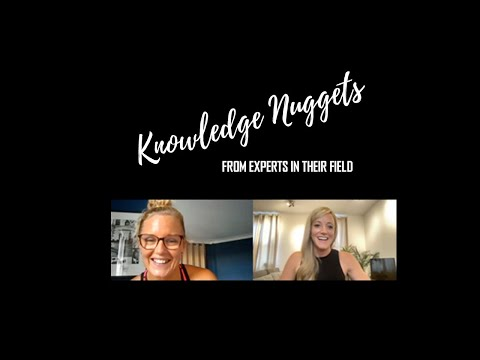 Knowledge Nuggets - Habits to Optimise Your Health & Well Being