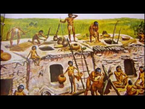 PRIMEROS HABITANTES DE NORTEAMÉRICA - YouTube