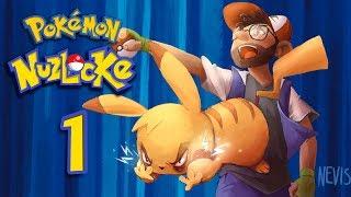 Schwer, Schwerer, Nuzlocke! | Pokémon Nuzlocke Challenge #01 mit Ilyass & Viet