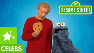 Repeat youtube video Sesame Street: Ian McKellen Teaches Cookie Monster to Resist