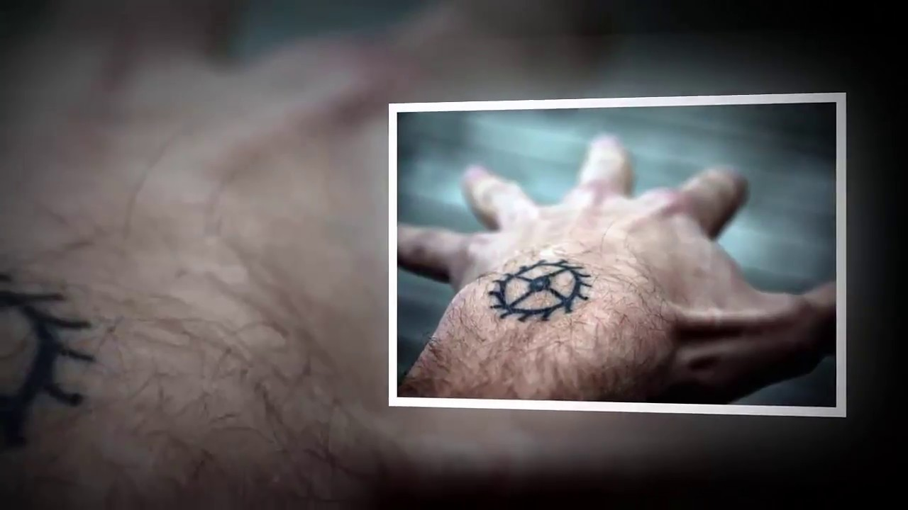 Simple Hand Tattoo Ideas