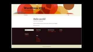 Install WordPress On Rackspace Cloud Server