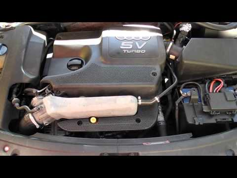 AUDI TT 1.8T 132kw - Problem with engine CODE AJQ